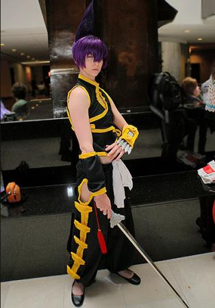 Ren Tao from Shaman King worn by Sailor Anime