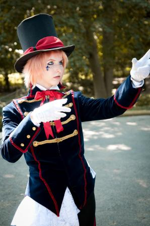 Drocell from Black Butler worn by Sailor Anime