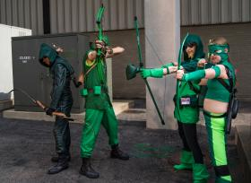 Green Arrow from Young Justice  by Sailor Anime