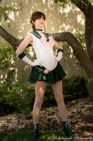 Sailor Jupiter from Sailor Moon worn by Sailor Anime