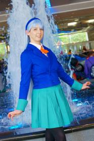 Umi Ryuuzaki from Magic Knight Rayearth worn by Sailor Anime