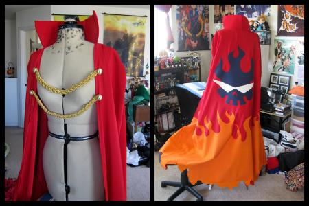 Kamina from Tengen Toppa Gurren-Lagann worn by Sailor Anime