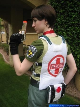 Rebecca Chambers from Resident Evil 0 worn by Jules