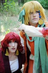 Zeno from Akatsuki no Yona  by Myst