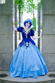 Juvia Lockser from Fairy Tail worn by Yashuntafun