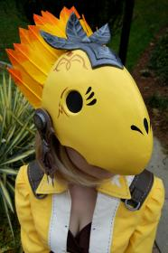 Chief Chocowacker from Final Fantasy XIV