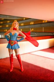 Supergirl from DC Comics worn by Yashuntafun