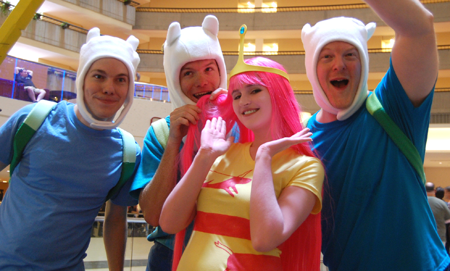 Princess Bubblegum From Adventure Time With Finn And Jake By
