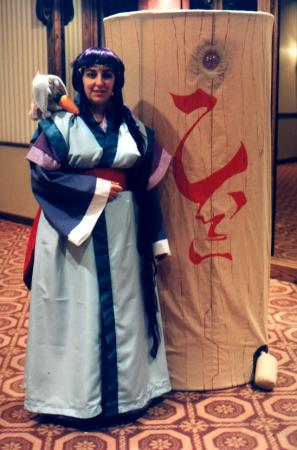Ayeka from Tenchi Muyo worn by Elizabeth