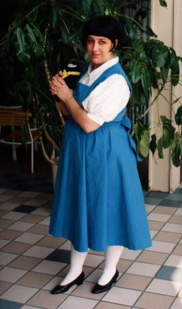Akane Tendo from Ranma 1/2 worn by Elizabeth