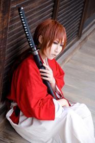 Kenshin Himura from Rurouni Kenshin by KitsuEmi