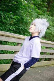 Killua Zaoldyeck from Hunter X Hunter