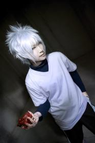 Killua Zaoldyeck from Hunter X Hunter by KitsuEmi