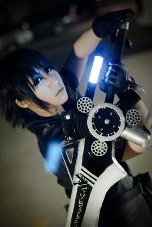 Noctis Lucis Caelum from Final Fantasy Versus XV worn by KitsuEmi