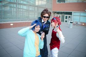 Reiji from Gundam Build Fighters worn by KitsuEmi