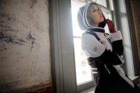 Allen Walker from D. Gray-Man by KitsuEmi