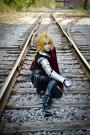 Edward Elric from FullMetal Alchemist: Brotherhood worn by KitsuEmi