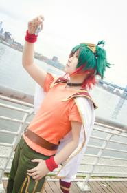 Yuuya Sakaki from Yu-Gi-Oh! Arc-V worn by KitsuEmi