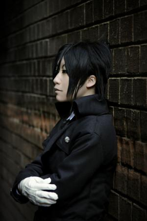 Sebastian Michaelis worn by KitsuEmi