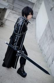 Kirito from Sword Art Online worn by KitsuEmi