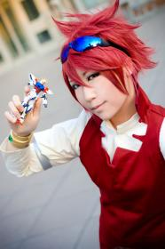 Reiji from Gundam Build Fighters by KitsuEmi