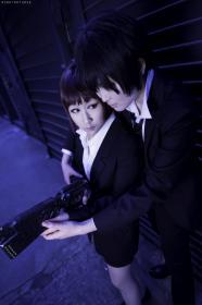 Akane Tsunemori from Psycho-Pass by KitsuEmi