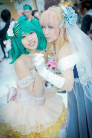 Sheryl Nome from Macross Frontier worn by KitsuEmi