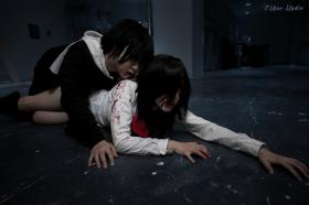 Ayato Kirishima from Tokyo Ghoul