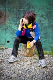 Nice from Hamatora worn by KitsuEmi