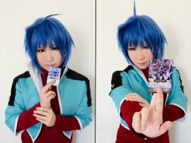 Aichi Sendou from Cardfight!! Vanguard worn by KitsuEmi
