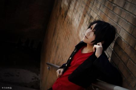 Izaya Orihara from Durarara!! (Worn by KitsuEmi)