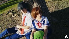 Furukawa Nagisa from Clannad 