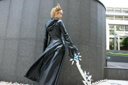 Roxas from Kingdom Hearts 2 worn by shiroi_yukiko