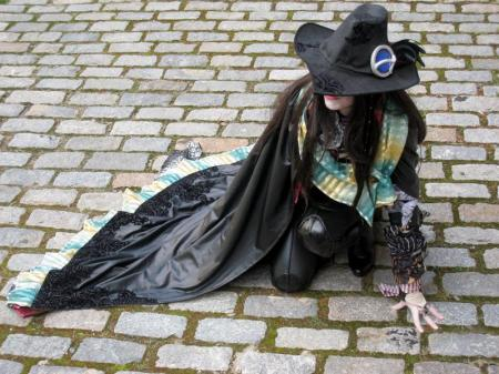 D from Vampire Hunter D worn by shiroi_yukiko