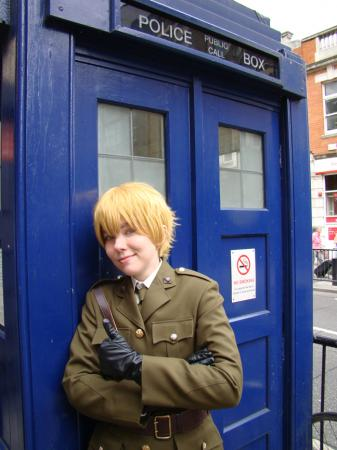 UK / England / Arthur Kirkland from Axis Powers Hetalia worn by Harl