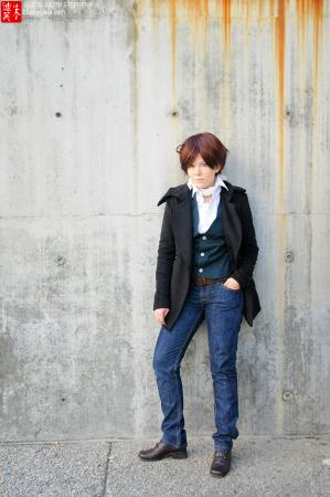 Italy (Romano) / Lovino Vargas from Axis Powers Hetalia worn by Harl