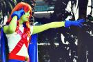 Miss Martian / M'gann M'orzz / Megan Morse from Young Justice worn by Varnani