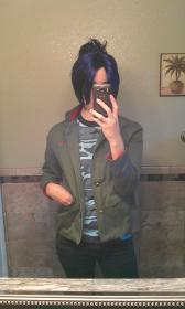 Mukuro Rokudo from Katekyo Hitman Reborn! worn by Varnani