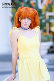 Asuka Langley Sohryu from Neon Genesis Evangelion worn by Varnani