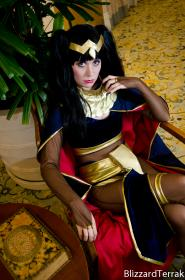 Tharja from Fire Emblem: Awakening worn by Varnani