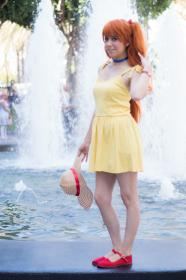 Asuka Langley Sohryu from Neon Genesis Evangelion by Varnani