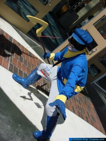 Sly Cooper from Sly 2: Band of Thieves worn by Alchemist Zero