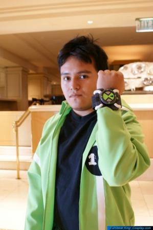 Ben Tennyson from Ben 10 worn by Alchemist Zero