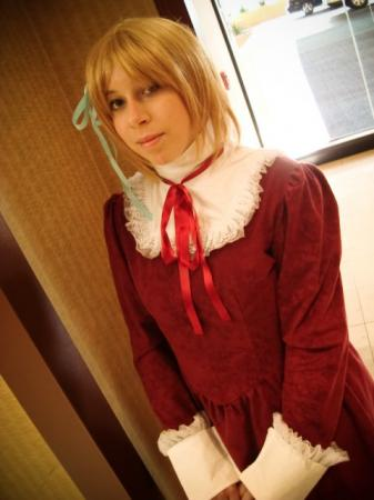 Liechtenstein from Axis Powers Hetalia worn by seraphik