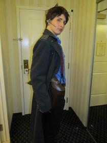 Captain Jack Harkness from Torchwood worn by xProfAwesome