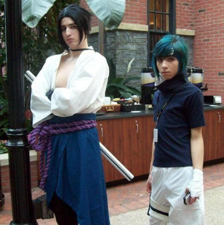 Sasuke Uchiha worn by xProfAwesome