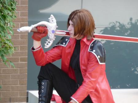 Genesis Rhapsodos from Final Fantasy VII: Crisis Core