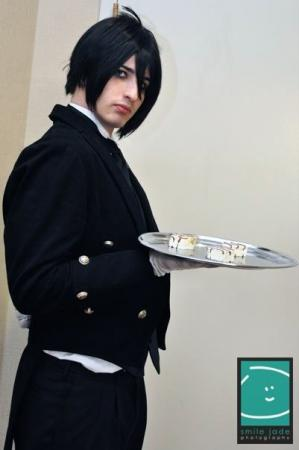 Sebastian Michaelis from Black Butler