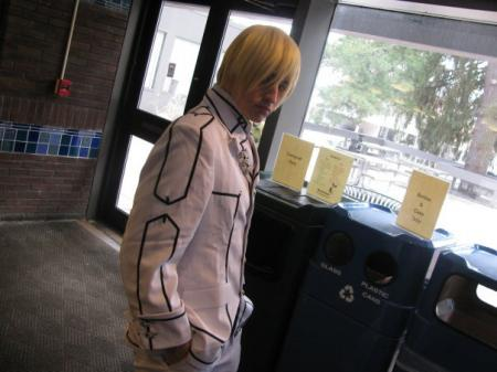 Takuma Ichijo from Vampire Knight worn by xProfAwesome
