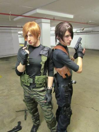 Leon S. Kennedy from Resident Evil: Darkside Chronicles